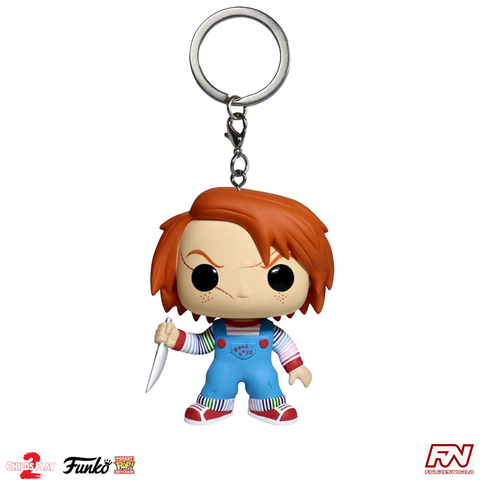 POCKET POP! KEYCHAIN: HORROR - Chucky