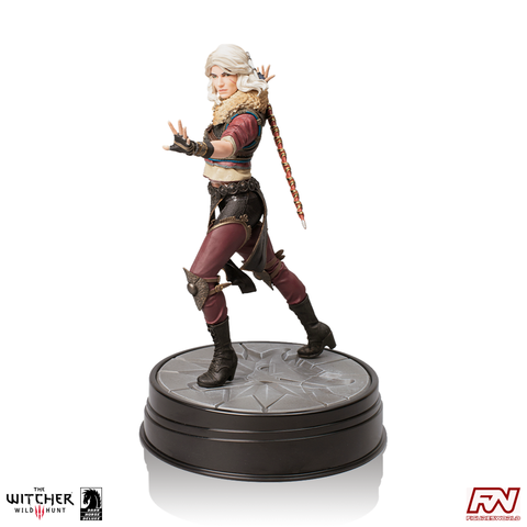 THE WITCHER 3 - WILD HUNT: Ciri Series 2 Figure