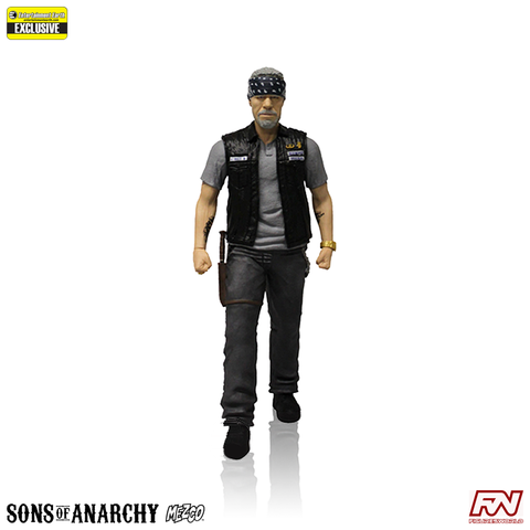 SONS OF ANARCHY: Clay Morrow EE Exclusive Action Figure