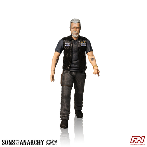 SONS OF ANARCHY: Clay Morrow Action Figure