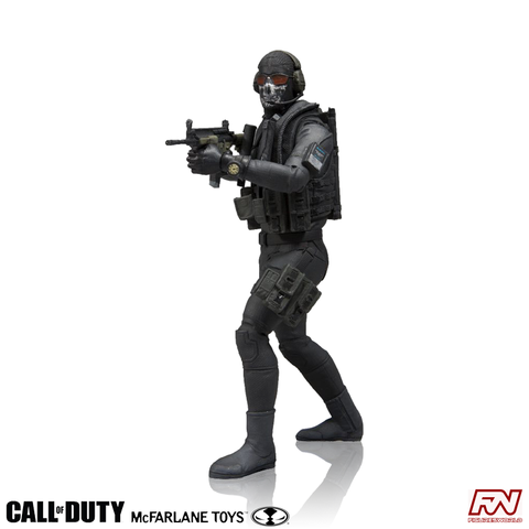 "CALL OF DUTY: Simon ""Ghost"" Riley 7-Inch Action Figure"