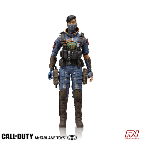 "CALL OF DUTY: He ""Seraph"" Zhen-Zhen 7-Inch Action Figure"