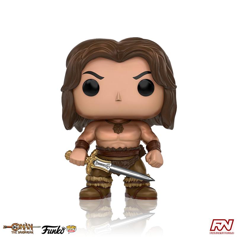 POP! MOVIES: CONAN THE BARBARIAN - Conan The Barbarian (381)