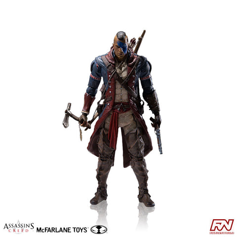 ASSASSIN'S CREED SERIES 5: Revolutionary Connor Action Figure