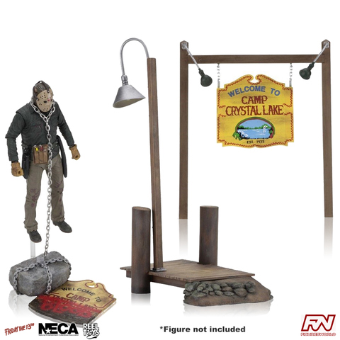 FRIDAY THE 13TH: Crystal Lake Set Accessory Pack
