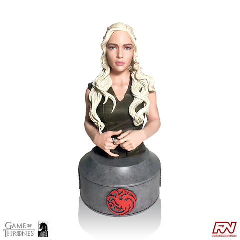 GAME OF THRONES: Daenerys Targaryen - Mother of Dragons Bust