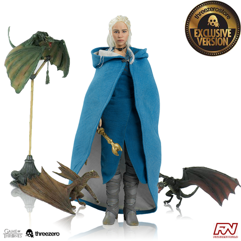 GAME OF THRONES: Daenerys Targaryen Exclusive 1:6 Scale Collectible Figure