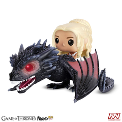 POP! RIDES: GAME OF THRONES - Daenerys & Drogon (#15)