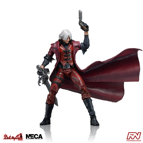 DEVIL MAY CRY: Ultimate Dante Action Figure
