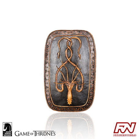 GAME OF THRONES: Greyjoy Sigil Shield Pin