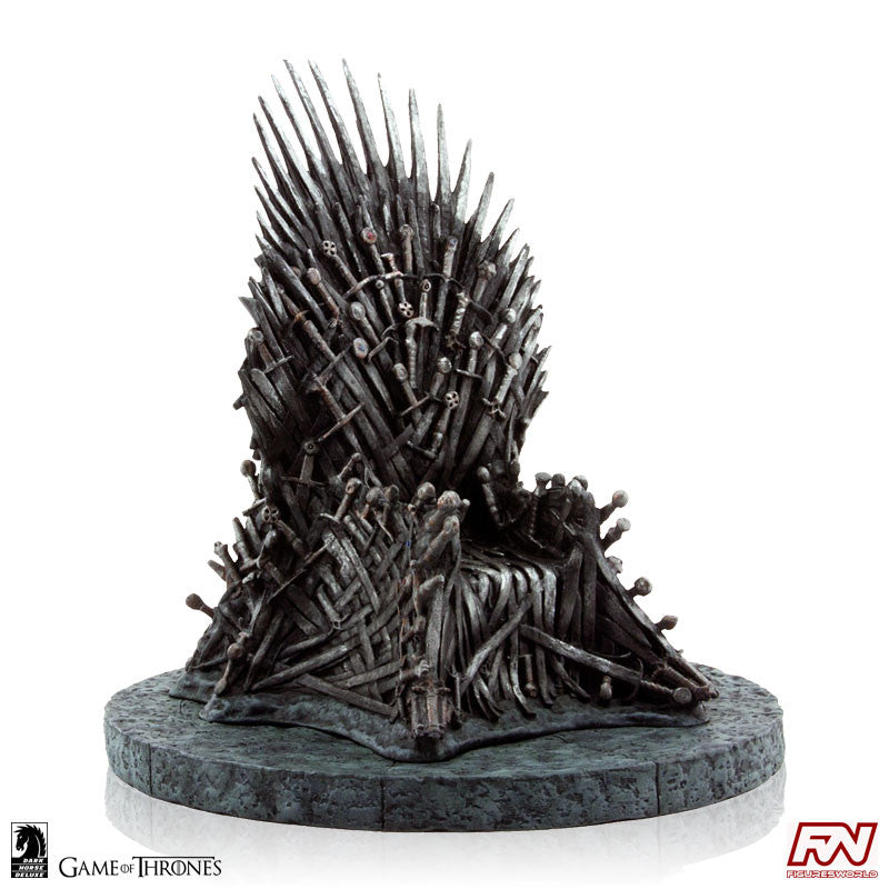 GAME OF THRONES: Iron throne 7-Inch Replica