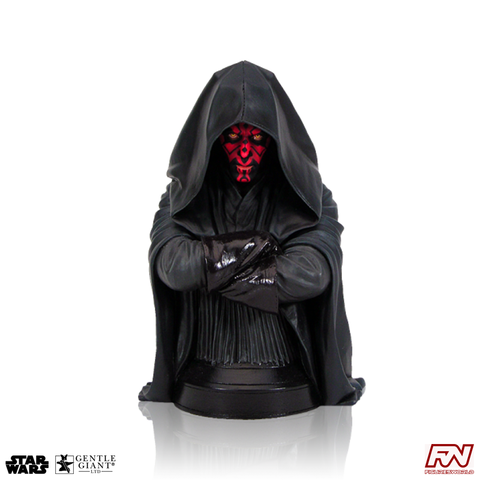 STAR WARS: Darth Maul Mini Bust