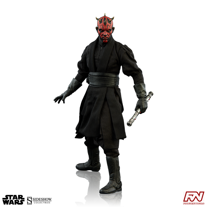 STAR WARS: Darth Maul 'Duel on Naboo' Sixth Scale Figure