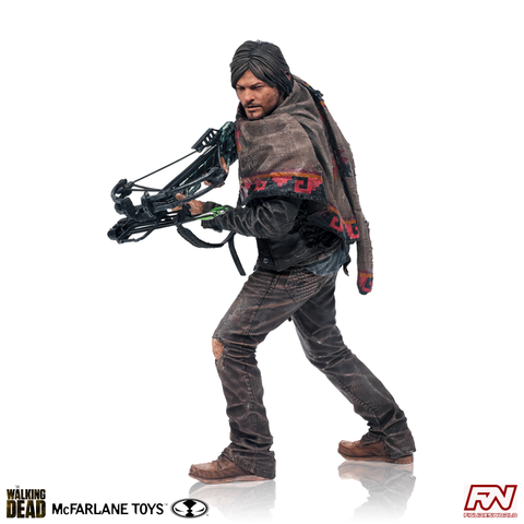 THE WALKING DEAD: Daryl Dixon 10-Inch Deluxe Figure