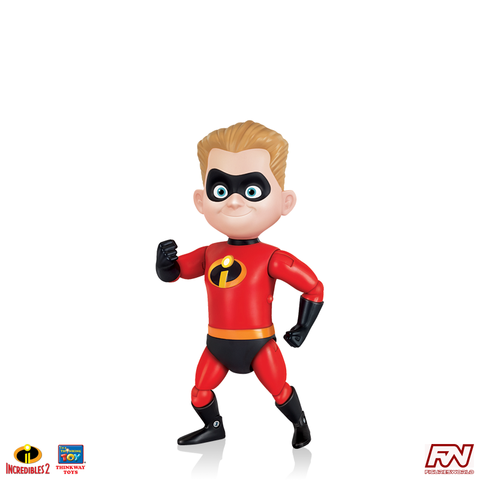 INCREDIBLES 2: Dash Talking Action Figure