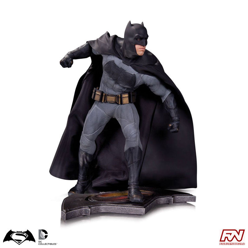 BATMAN V SUPERMAN: DAWN OF JUSTICE: Batman Statue By James Marsano