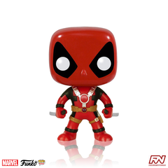 POP! MARVEL: Deadpool Two Swords (111)