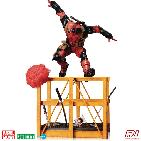 MARVEL NOW! Super Deadpool ArtFX PVC Statue