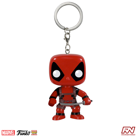 POCKET POP! KEYCHAIN: MARVEL - Deadpool