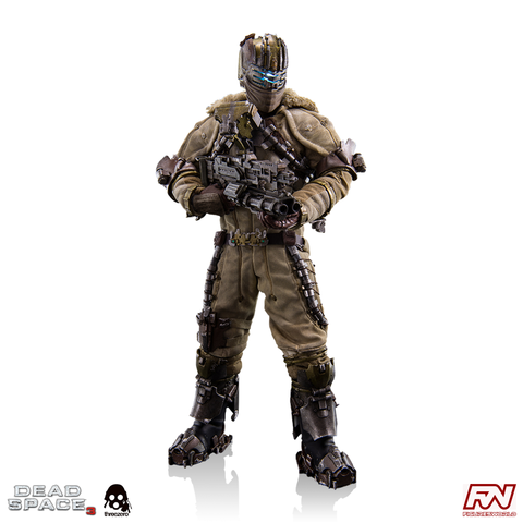 DEAD SPACE 3: Isaac Clarke Snow Suit version 1:6 Scale Collectible Figure