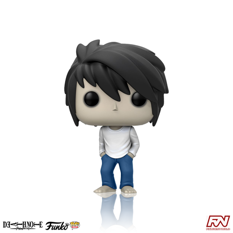 POP! ANIMATION: DEATH NOTE - L (218)