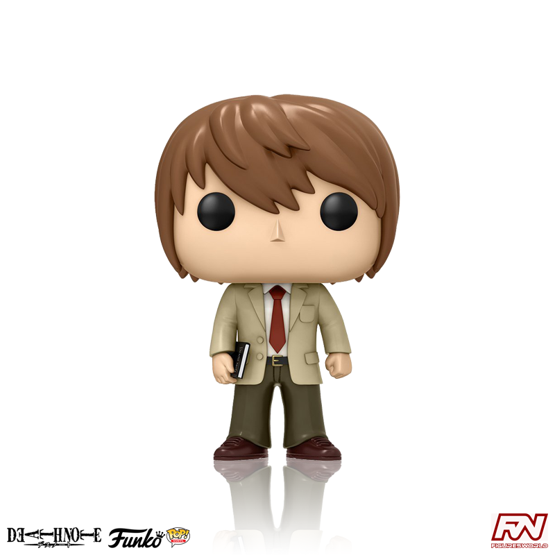 POP! ANIMATION: DEATH NOTE - Light (216)