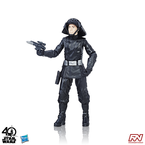 STAR WARS: The Black Series 40th Anniversary Death Squad Commander 6-Inch Action Figure
