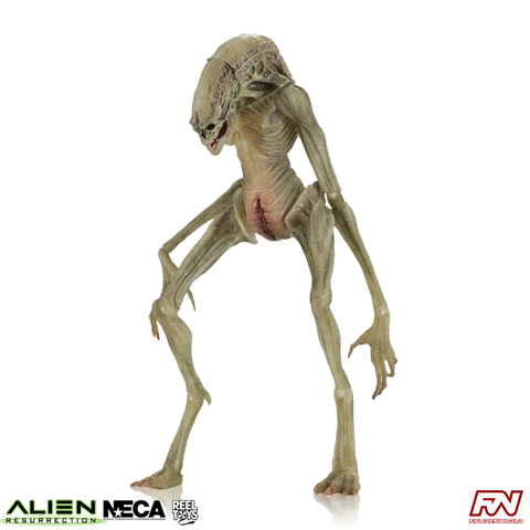 ALIEN RESURRECTION: Deluxe Newborn 7-Inch Scale Action Figure