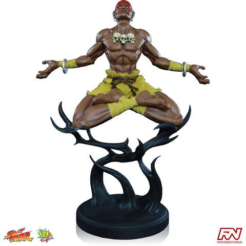 STREET FIGHTER: Dhalsim 1:4 Scale Statue