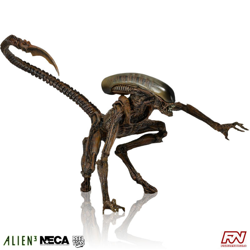 ALIENS SERIES 8: Alien 3 - Dog Alien (Brown Variant) Action Figure
