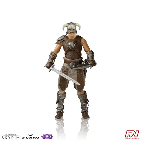 THE ELDER SCROLLS' V SKYRIM: Dovahkiin Legacy Collection Action Figure