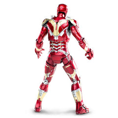 AVENGERS: AGE OF ULTRON Iron Man Mark 43 1/12 Scale Diecast Figure