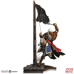 ASSASSIN'S CREED IV BLACK FLAG: Edward Kenway: Master of the Seas PVC Statue
