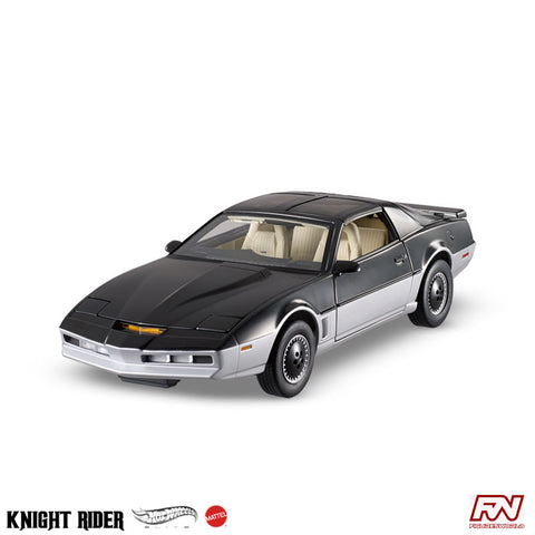 KNIGHT RIDER: K.A.R.R. 1:18 Scale Die-Cast Hot Wheels Elite Collection