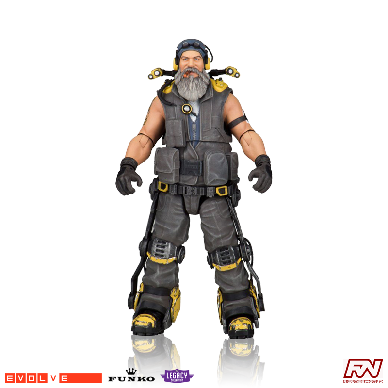 EVOLVE: Hank Legacy Collection Action Figure