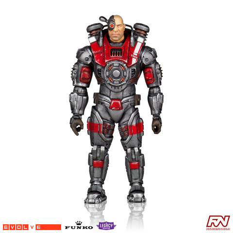 EVOLVE: Markov Legacy Collection Action Figure