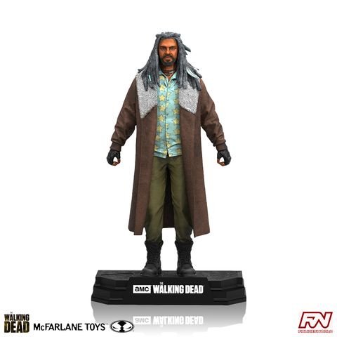 THE WALKING DEAD: Ezekiel 7-Inch Figure Color Tops Series