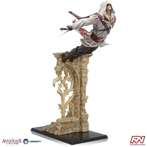 ASSASSIN'S CREED II: Ezio Auditore: Leap of Faith Figurine