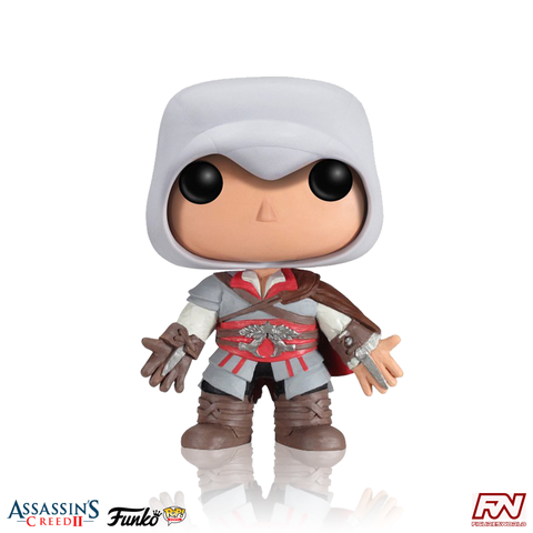 POP! GAMES: ASSASSIN'S CREED II - Ezio (#21)