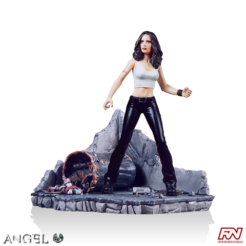 ANGEL: Faith 6-Inch Scale Action Figure