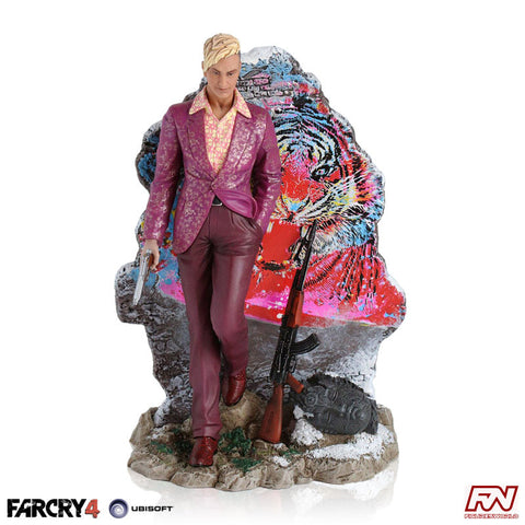 FAR CRY 4: Pagan Min: King of Kyrat PVC Statue