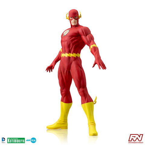 DC COMICS: The Flash ArtFX Statue