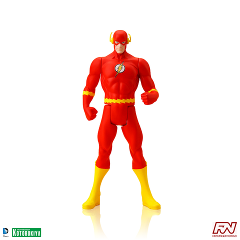DC UNIVERSE: The Flash Classic Costume ArtFX+ Statue