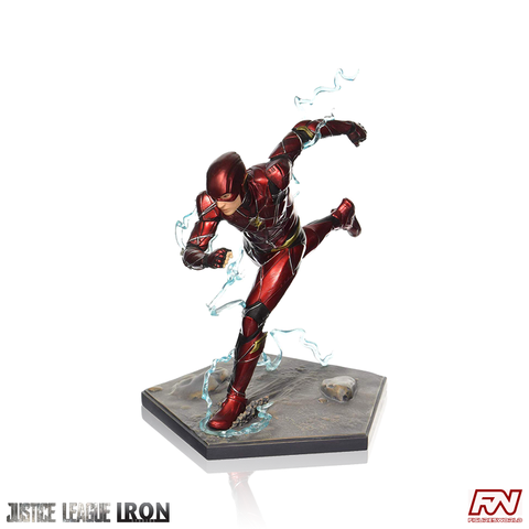 JUSTICE LEAGUE: The Flash 1/10 Art Scale Statue