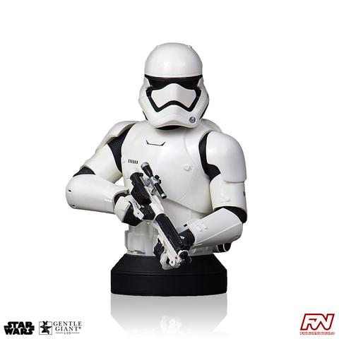 STAR WARS: First Order Stormtrooper Mini Bust
