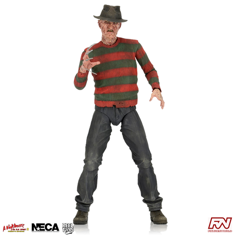 A NIGHTMARE ON ELM STREET 2: Freddy Krueger 1/4 Scale Figure