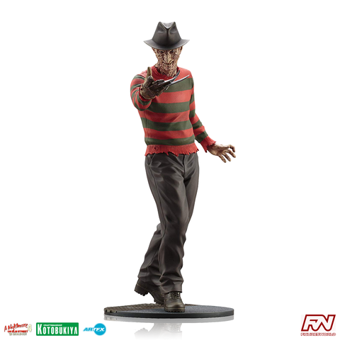 A NIGHTMARE ON ELM STREET 4: THE DREAM MASTER: Freddy Krueger 1/6 Scale ArtFX Statue