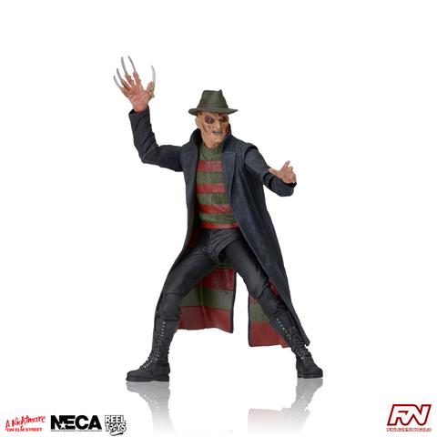 NIGHTMARE ON ELM STREET: New Nightmare Freddy Action Figure