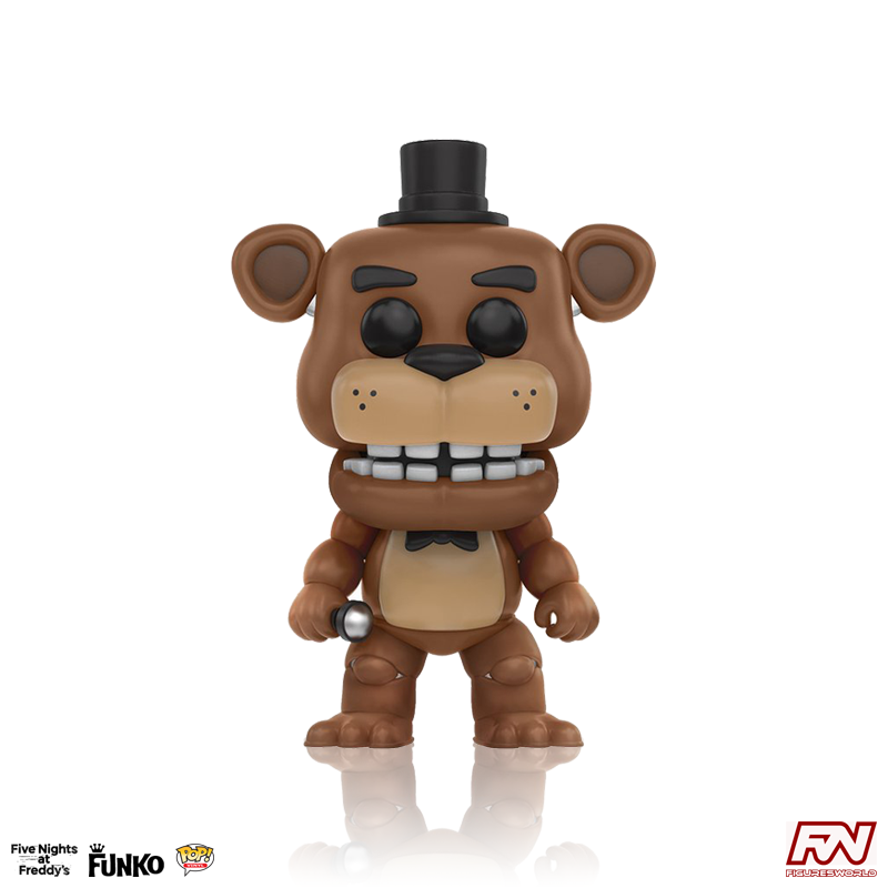 POP! GAMES: FIVE NIGHTS AT FREDDY'S - Freddy (#106)