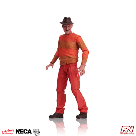 A NIGHTMARE ON ELM STREET: Freddy Krueger Classic Video Game Appearance - 7-Inch Scale Action Figure